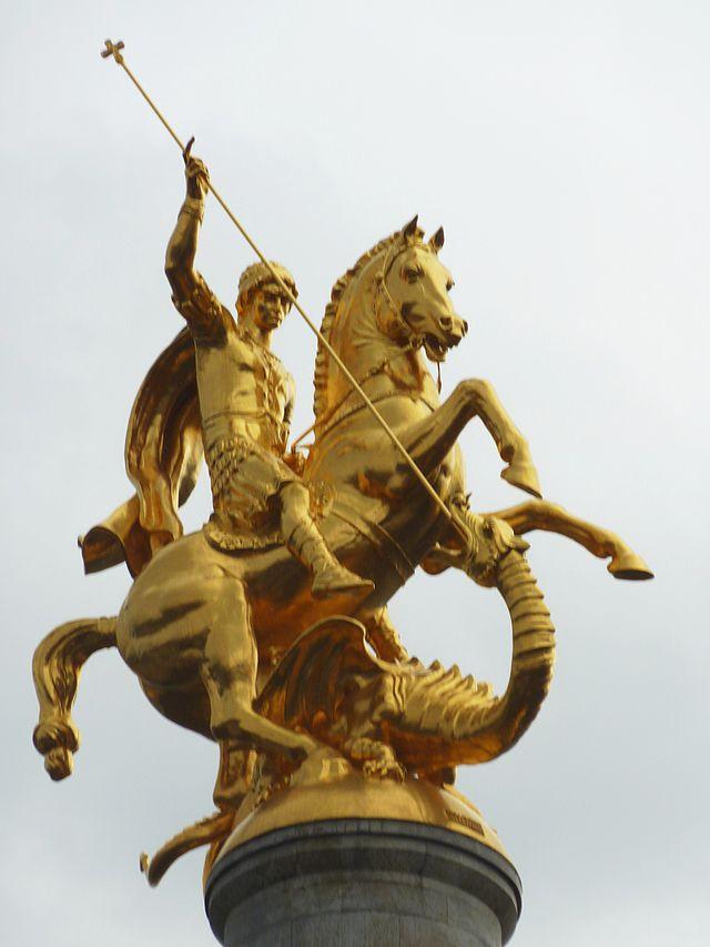 640px-070_Tbilissi_Place_de_la_liberté_La_statue_de_saint_Georges.JPG