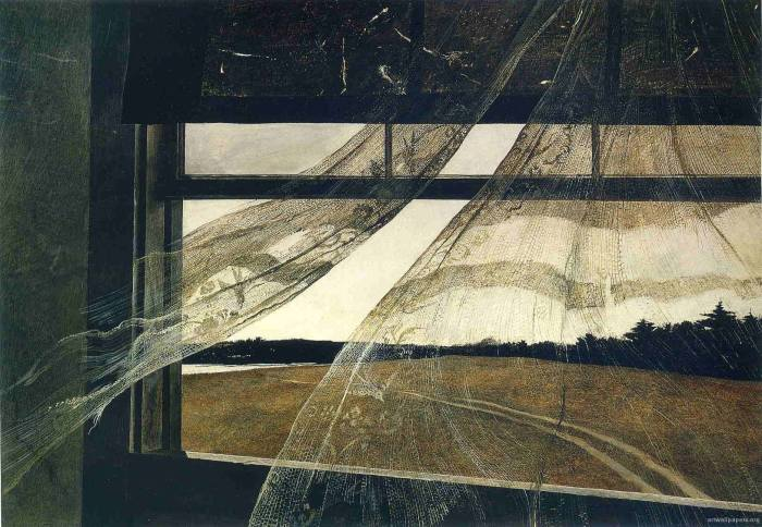 Andrew Wyeth- -Wind From The Sea-- 1947.jpg