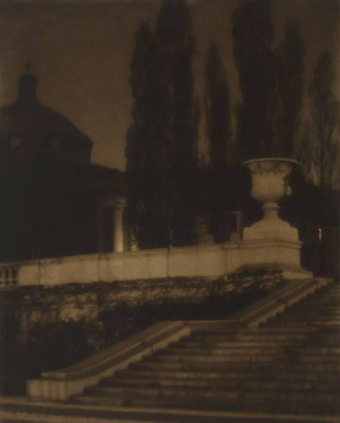 Karl Struss - Columbia University- Night 1910.jpg