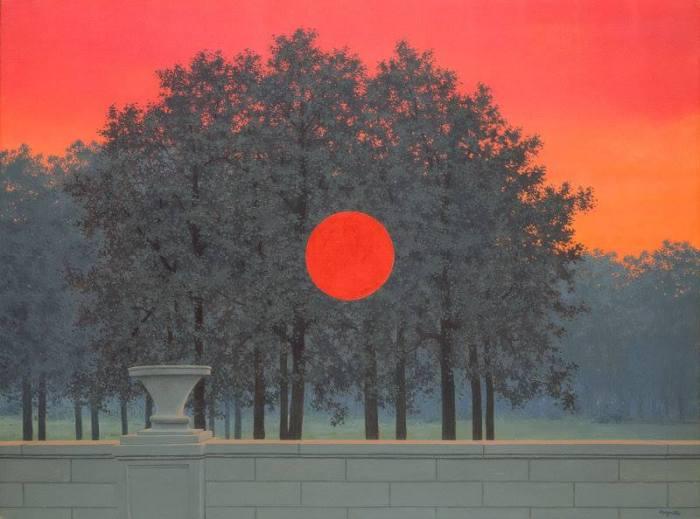 René Magritte- -The Banquet-- 1958- Oil on canvas- 97-3 x 130-3 cm- Art Institute- Chicago.jpg