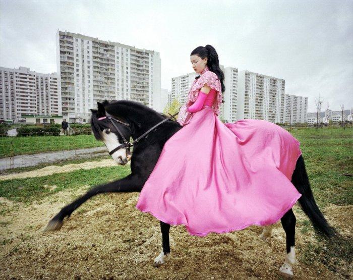 Reiner Riedler- -Russian Princess-- Moscow- Russia- 2004.jpeg